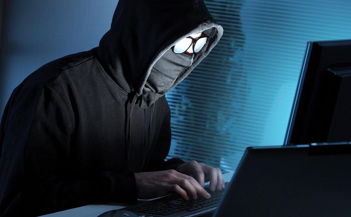 Hình ảnh Hacker bịt mặt