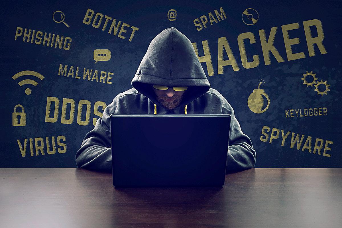 Hình ảnh Hacker có râu
