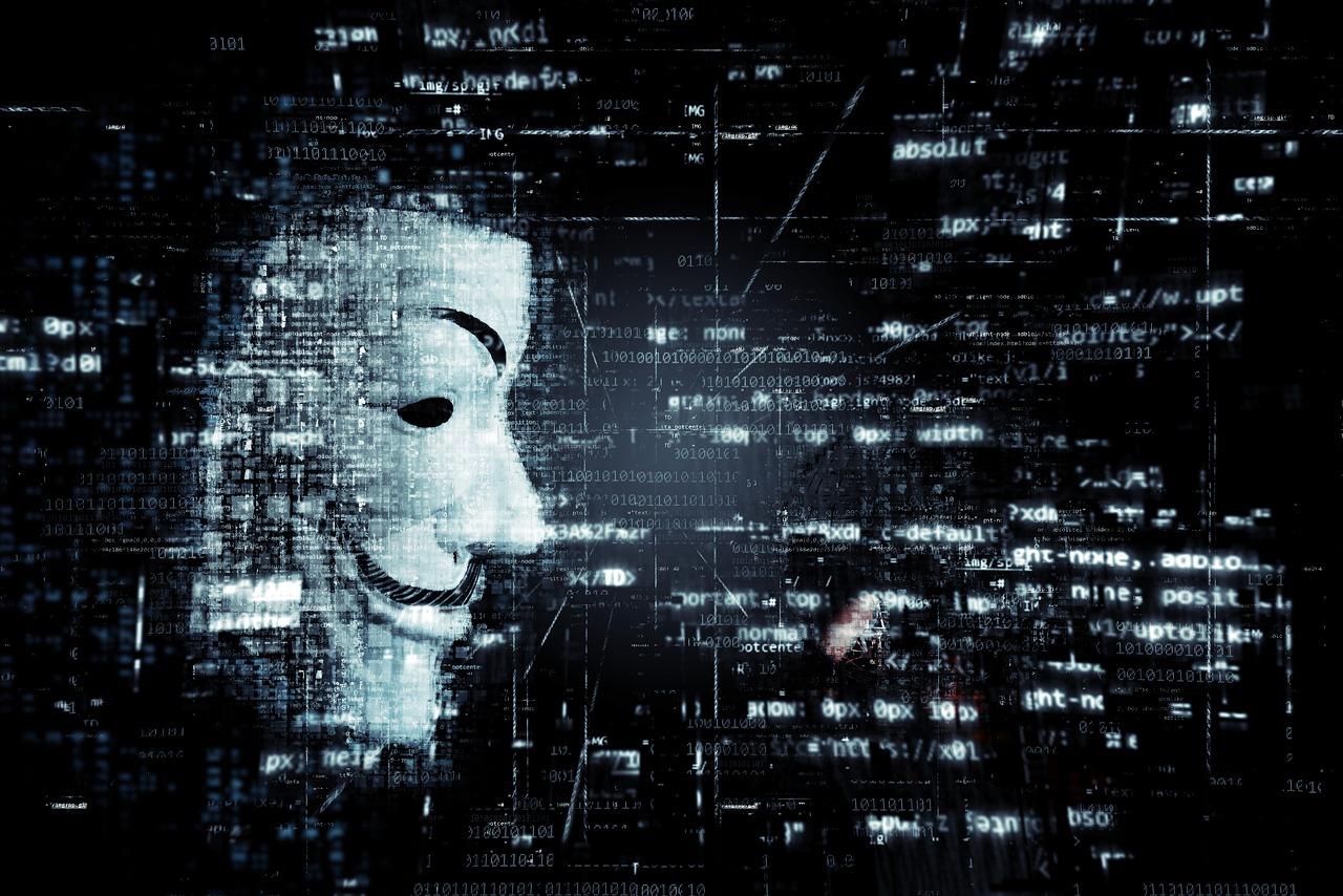 Hình ảnh Hacker giấu mặt