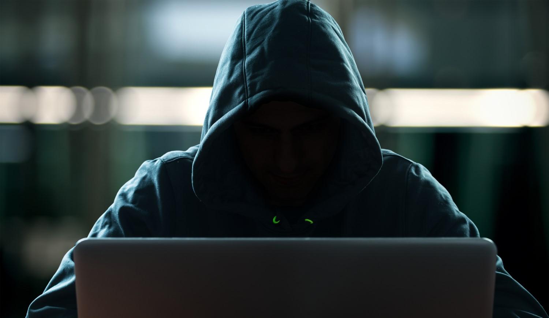 Hình ảnh Hacker mũ trùm u tối