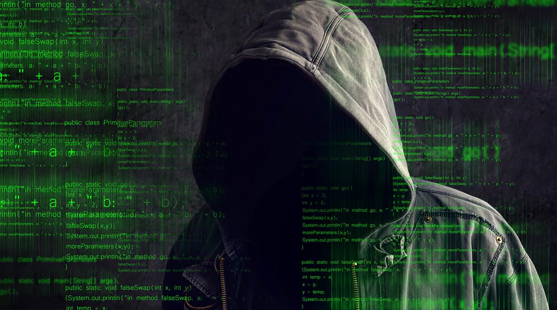 Hình ảnh Hacker nền hình cực đẹp