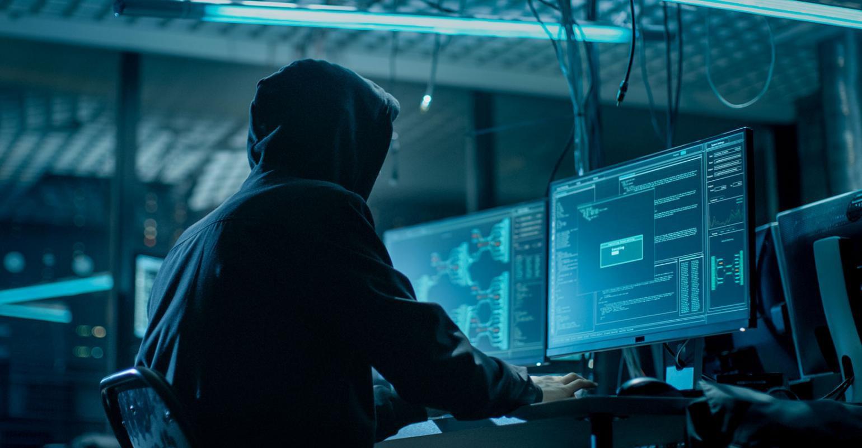 Hình ảnh Hacker nhìn má tính cực đẹp