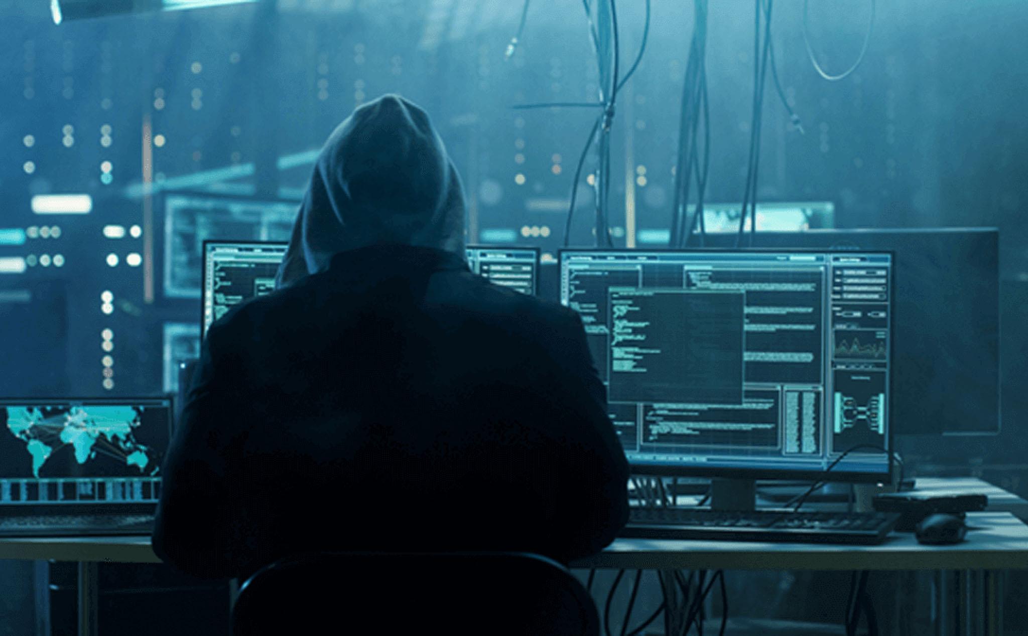 Hình ảnh Hacker rất ngầu và đẹp