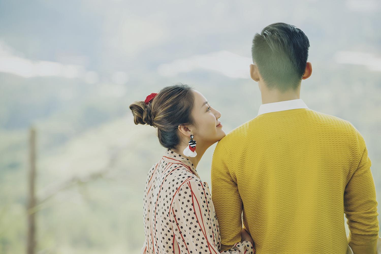 Hình ảnh lãng mạn trong MV Cầu hôn