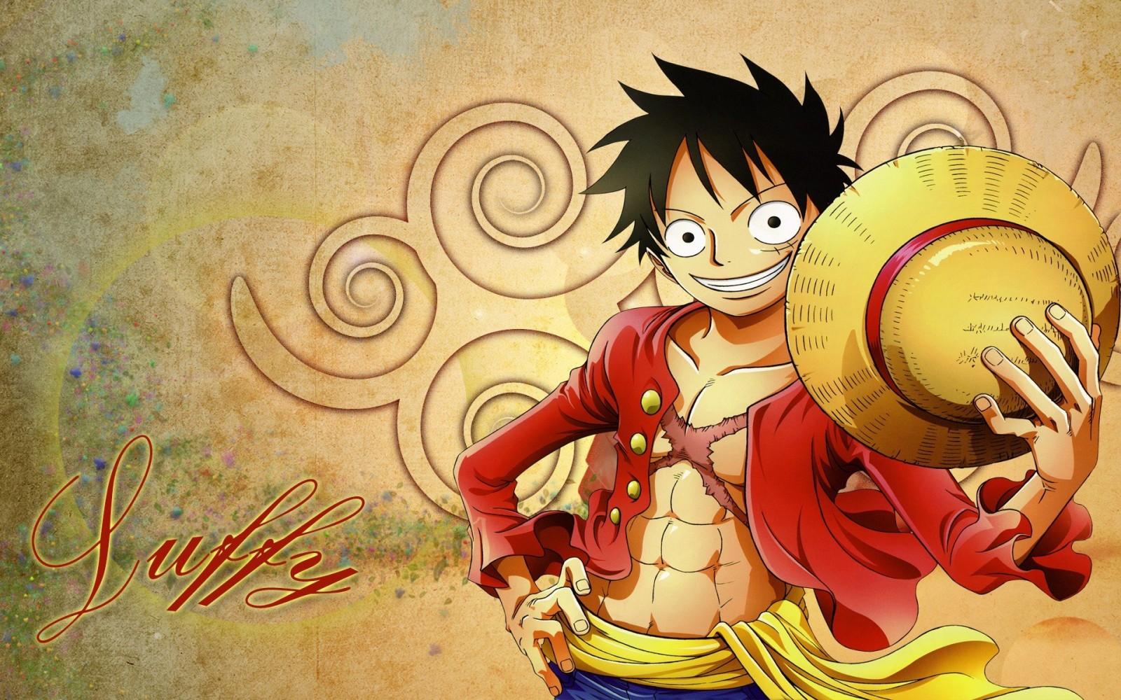 Hình ảnh Luffy cực kỳ ngầu lòi