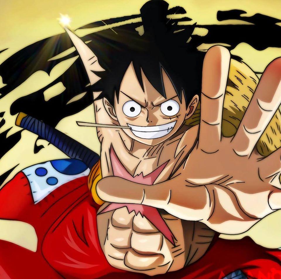 HÌnh ảnh Luffy đẹp đẽ