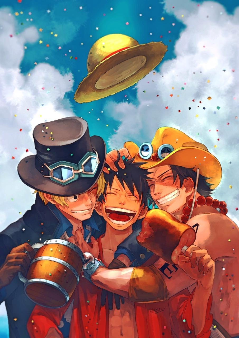 Hình ảnh Luffy rất đẹp