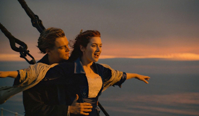 Hình ảnh Titanic lãng mạn